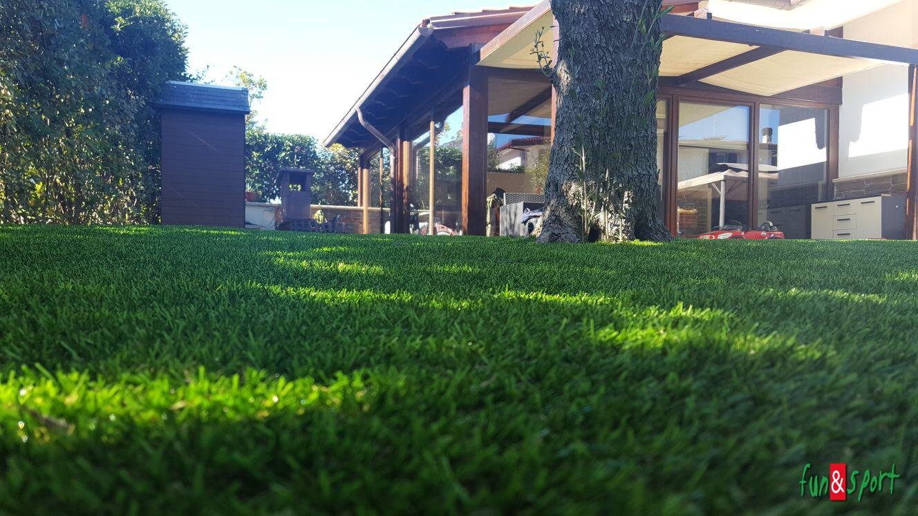 Soluzioni in erba artificiale fun sport - Erba artificiale per giardini ...
